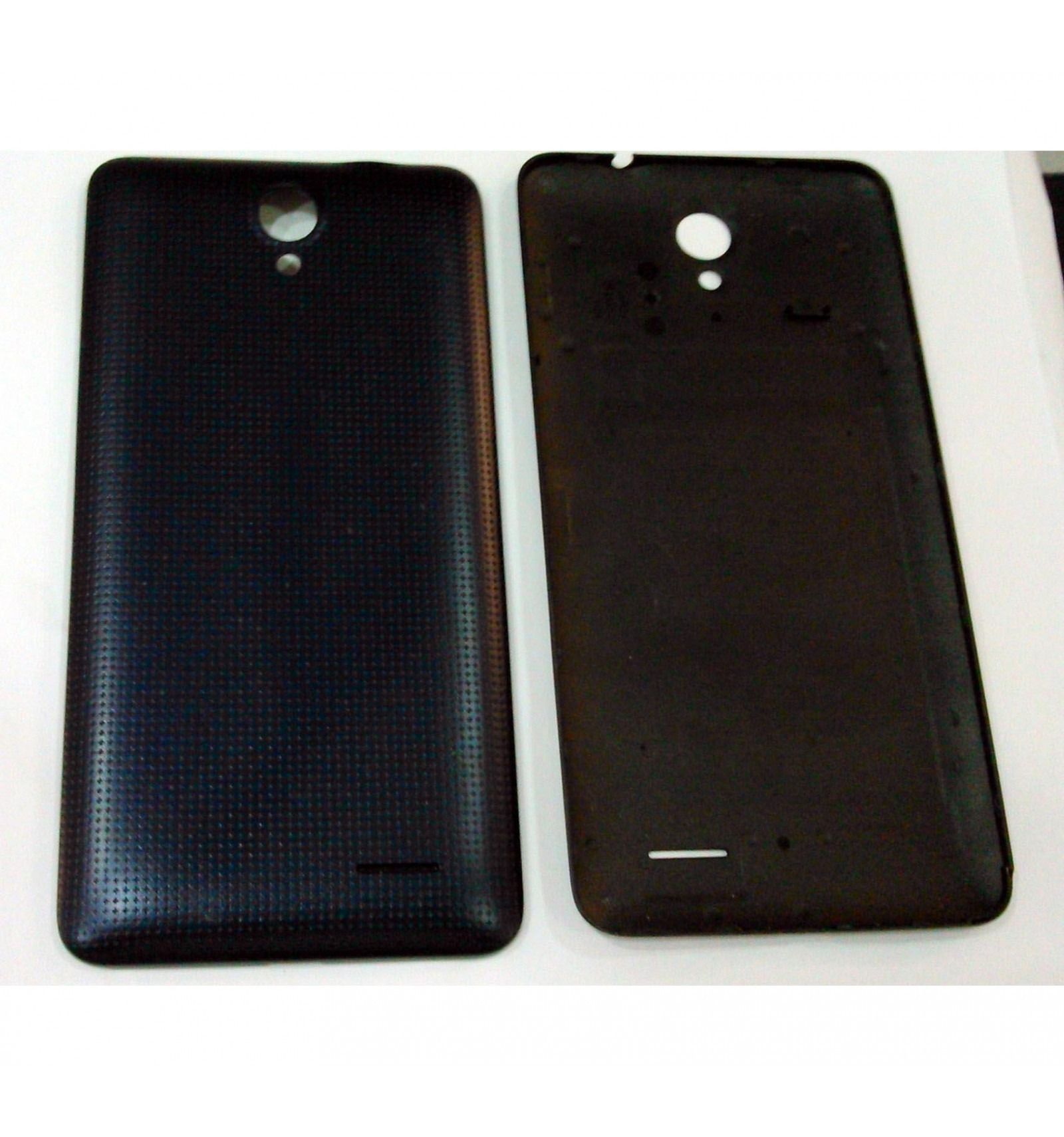 ZTE Avid Plus Z828 black battery cover