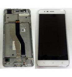 ASUS ZENFONE 3 ZOOM ZE553KL PANTALLA LCD + TACTIL BLANCO + MARCO ORIGINAL