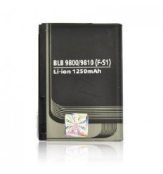 BATERÍA BlackBerry 9800/9810 (F-S1) 1250mAh Li-Ion BLUE STAR