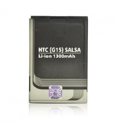 Batería pda HTC (G15) Salsa 1300m/Ah Li-Ion BLUE STAR