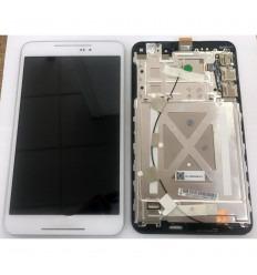 ASUS FE380 FE380CG FE8010 FE8030CXG PANTALLA LCD + TACTIL BLANCO + MARCO ORIGINAL