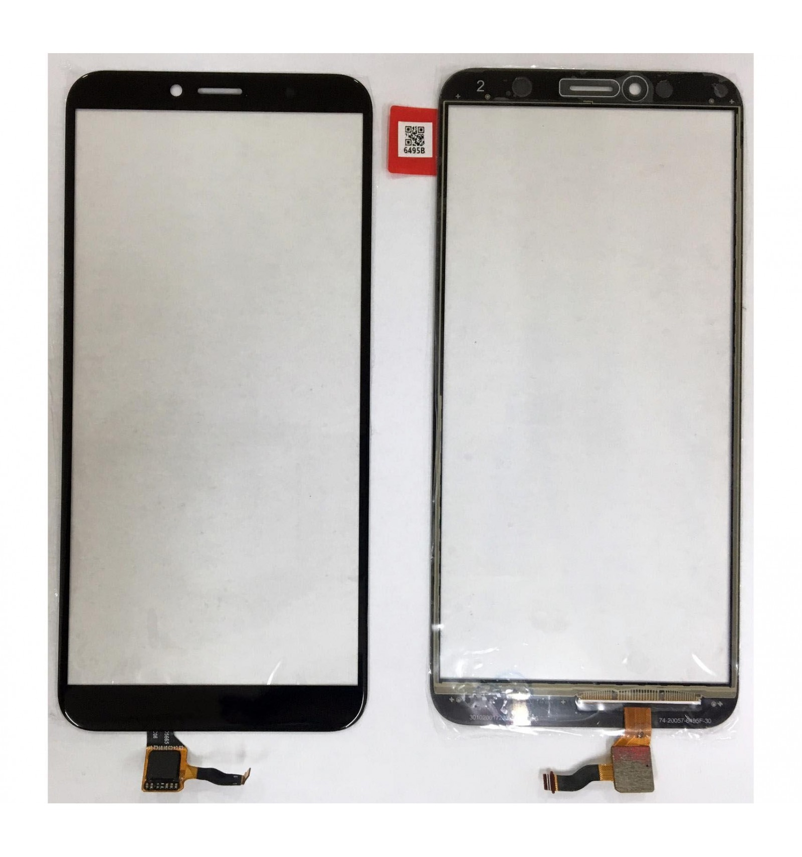 Promo Huawei Y6 Update 2018 Jas Semi Formal Pria Stretch Grey Blz 723 Honor 7a Original Black Touch Screen Y7 Prime Nova 2 Lite Tactil Negro