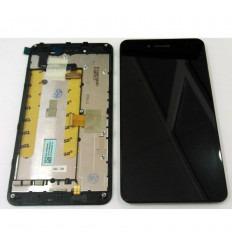 ASUS PADFONE INFINITY A86 PANTALLA LCD + TACTIL NEGRO + MARCO ORIGINAL