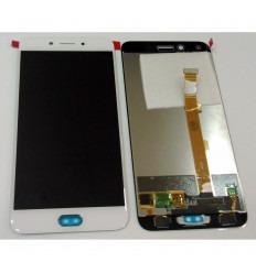 OPPO A77 PANTALLA LCD + TACTIL BLANCO ORIGINAL