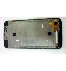 VERNEE THOR PANTALLA LCD + TACTIL NEGRO + MARCO ORIGINAL