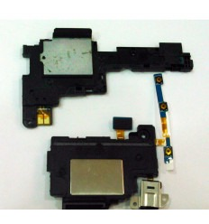 Samsung Galaxy Note 10.1 Edicion 2014 SM-P600 original set buzzer with earphone jack with powerflex