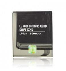 Batería LG P760 P880 OPTIMUS 4X HD/SWIFT 4XHD 1500m/Ah Li-Io