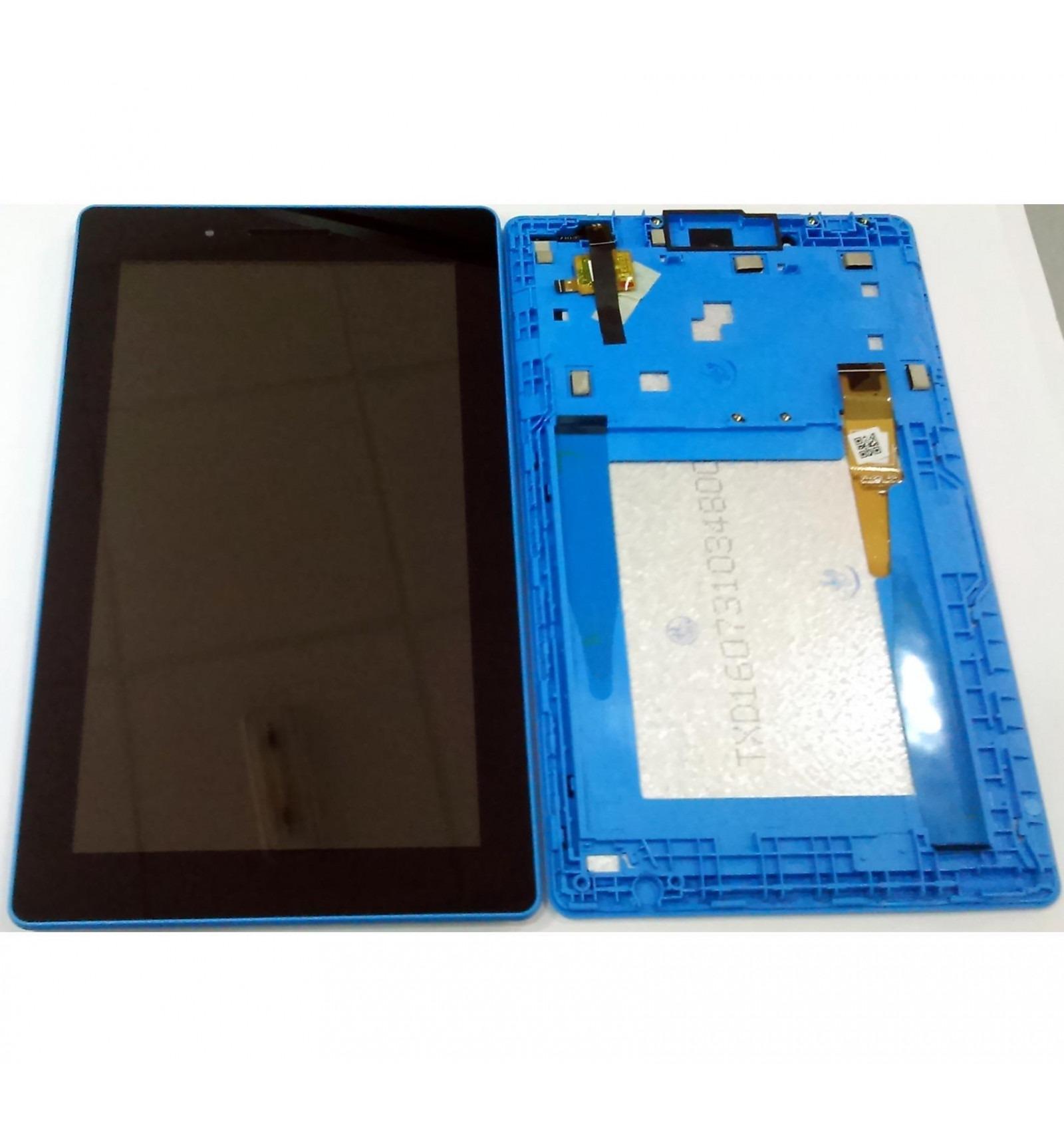Harga Dan Spesifikasi Lenovo Tab 3 Update 2018 Lcd Tab2 A7 710f Original Display With Black Touch Screen Pantalla Tactil Negro Marco Azul