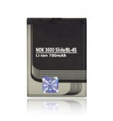 Batería Nokia BL-4S 3600 2680 7610 7100 SUPERNOVA X3 700M/AH