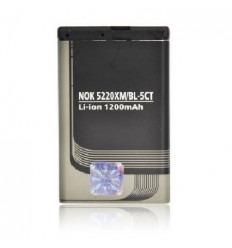 Batería Nokia BL-5CT 5220 XM/5630 XM/6303/6730/3720/C3/C5-00