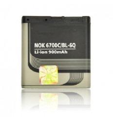 Batería Nokia BL-6Q 6700 CLASSIC 900M/AH LI-ION BLUE STAR