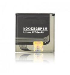 Batería Nokia BP-6MT E51/N81/N81 8GB/N82 1200 M/AH LI-ION (