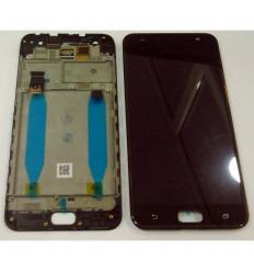 ASUS ZENFONE 4 SELFIE ZD553KL PANTALLA LCD + TACTIL NEGRO + MARCO ORIGINAL