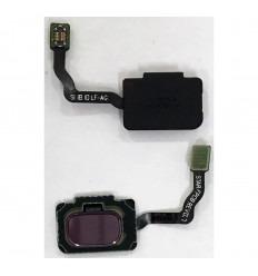 SAMSUNG GALAXY S9 G960F FLEX BOTON HOME PURPURA ORIGINAL