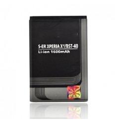 Batería Sony Ericsson BST-41 XPERIA X1 1600M/AH LI-ION (BS)