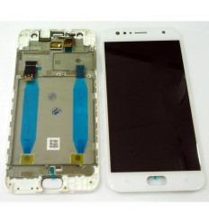 ASUS ZENFONE 4 SELFIE ZD553KL PANTALLA LCD + TACTIL BLANCO + MARCO ORIGINAL