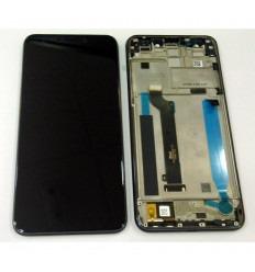 ASUS ZENFONE 5 LITE ZC600KL PANTALLA LCD + TACTIL NEGRO + MARCO ORIGINAL