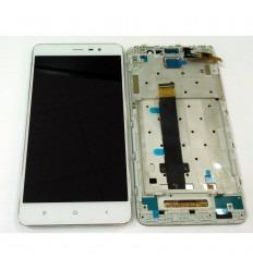XIAOMI REDMI NOTE 3 PRO (VERSION EUROPEA) PANTALLA LCD + TACTIL BLANCO + MARCO ORIGINAL