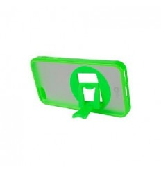 2in1 Protective green Case for iPhone5 28049L