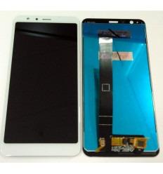 ASUS ZENFONE MAX PLUS M1 ZB570TL PANTALLA LCD + TACTIL BLANCO ORIGINAL