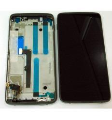 BLACKBERRY DTEK50 PANTALLA LCD + TACTIL NEGRO + MARCO ORIGINAL