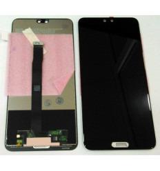 HUAWEI P20 PANTALLA LCD + TACTIL NEGRO ORIGINAL