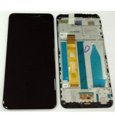 MEIZU MEILAN 6S PANTALLA LCD + TACTIL NEGRO + MARCO ORIGINAL