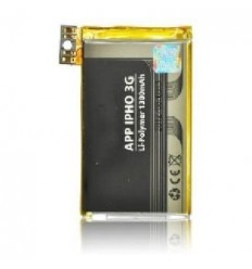 Batería iPhone 3G 1300 M/AH POLYMER (BS) PREMIUM