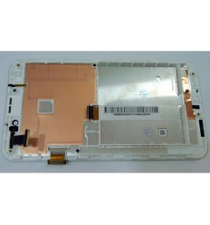 ASUS FONEPAD NOTE FHD 6 ME560CG PANTALLA LCD + TACTIL BLANCO + MARCO ORIGINAL
