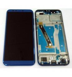 HUAWEI HONOR 9 LITE PANTALLA LCD + TACTIL AZUL CLARO + MARCO ORIGINAL