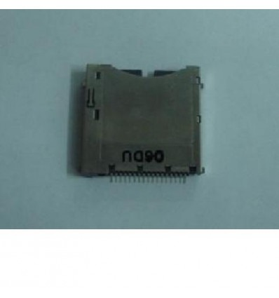 Slot 1 Card socket for NDS/NDS Lite