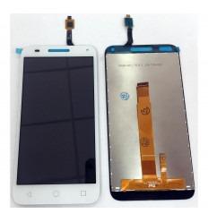 ALCATEL U5 3G PANTALLA LCD + TACTIL BLANCO ORIGINAL