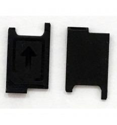 SONY XPERIA TABLET Z3 COMPACT SGP611 SGP612 SOPORTE SIM NEGRO ORIGINAL