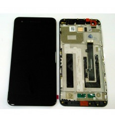 Alcatel Vodafone Smart V8 VDF710 original display lcd with black touch screen with frame