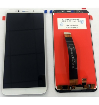 Huawei Ascend Y5 2018 Y5 Prime 2018 Honor 7 Play Honor 7S original display  lcd with white touch screen