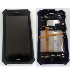 CATERPILLAR CAT S50 PANTALLA LCD + TACTIL NEGRO + MARCO ORIGINAL