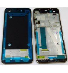 HTC DESIRE 10 PRO CARCASA CENTRAL O MARCO AZUL ORIGINAL