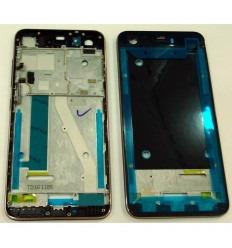 HTC DESIRE 10 PRO CARCASA CENTRAL O MARCO NEGRO ORIGINAL