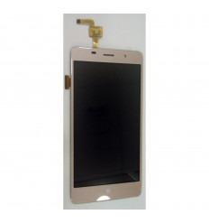LEAGOO M5 PANTALLA LCD + TACTIL ROSA ORIGINAL