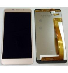 LEAGOO M8 PANTALLA LCD + TACTIL DORADO ORIGINAL