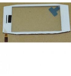 Nokia x7 pantalla táctil original blanca