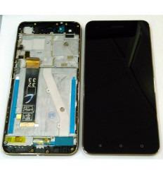 HTC DESIRE 10 PRO PANTALLA LCD + TACTIL NEGRO + MARCO ORIGINAL
