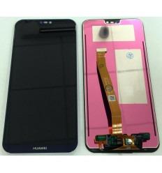 HUAWEI P20 LITE NOVA 3E PANTALLA LCD + TACTIL AZUL ORIGINAL