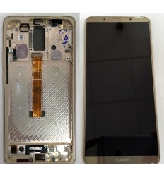 HUAWEI MATE 10 PRO PANTALLA LCD + TACTIL DORADO + MARCO ORIGINAL