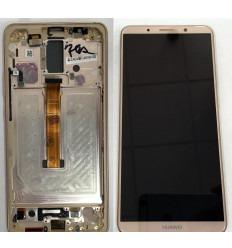 HUAWEI MATE 10 PRO PANTALLA LCD + TACTIL ROSA + MARCO ORIGINAL