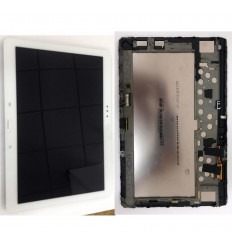 SAMSUNG GALAXY NOTE 10.1 EDICION 2014 SM-P600 P601 P605 PSHG PANTALLA LCD + TÁCTIL BLANCO + MARCO ORIGINAL