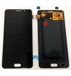 SAMSUNG GALAXY A7 2016 A710 PANTALLA LCD + TACTIL NEGRO ORIGINAL