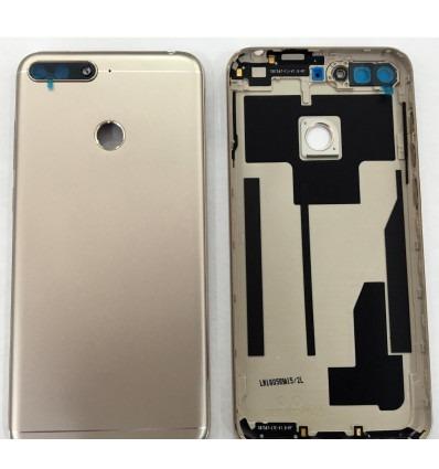 Huawei Y6 Prime 2018 ATU-L31 ATU-L42 Honor 7a gold back case