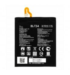 BATERÍA ORIGINAL BL-T34 LG V30 H930 3300MAH