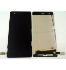 ZTE NUBIA Z17 LITE NX591J PANTALLA LCD + TACTIL NEGRO ORIGINAL